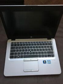 """Warranty Laptop HP 820 G3 Core i5-6200U 6th Gen 2.3GHz 4GB RAM 256GB SSD 12,5"""" HD Windows 10"""