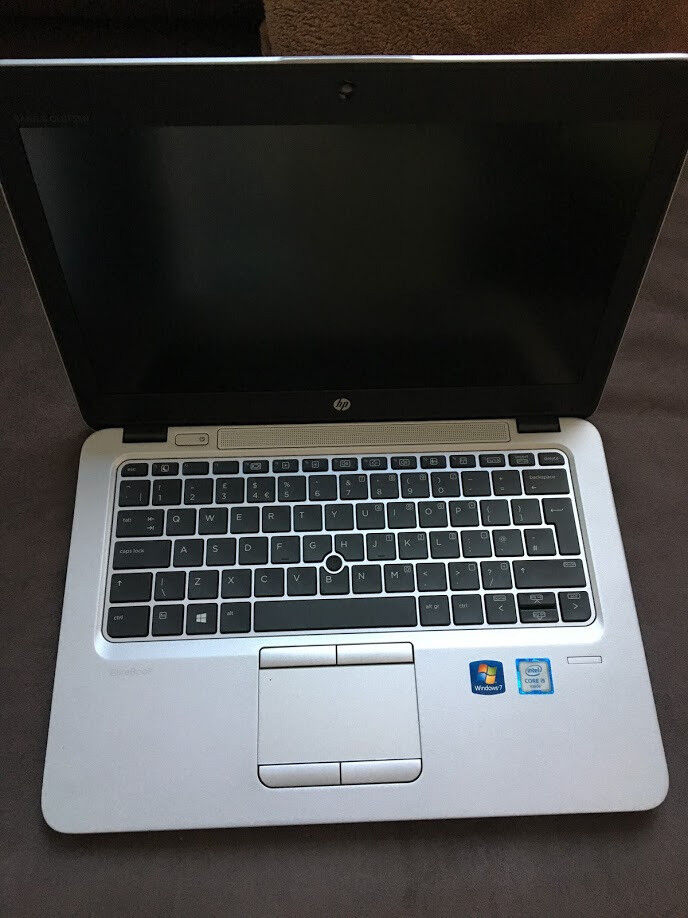 "Warranty Laptop HP 820 G3 Core i5-6200U 6th Gen 2.3GHz 4GB RAM 256GB SSD 12,5"" HD Windows 10"