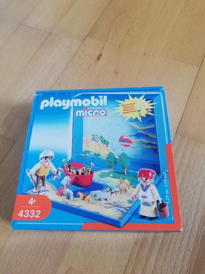 Playmobil Micro Arche Noah neu OVP