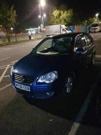 VW Polo For Spares Or Repairs, MOT + TAX