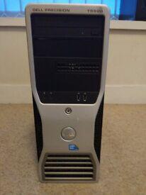 Dell T5500 workstation