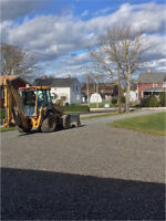 Landscaping, driveways and more