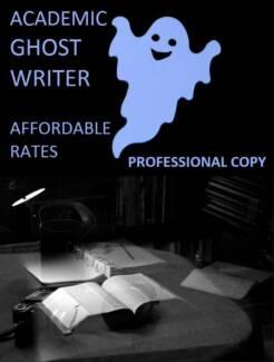Essay Writer & Academic Ghost Writer Newtown Inner Sydney Preview