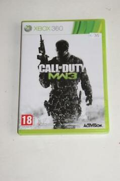 Call of Duty Modern Warfare 3 xbox360