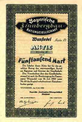 Bayerische Zinnbergbau 1923 Seehaus Wunsiedel Schönlind Weißenstadt Ernst Route