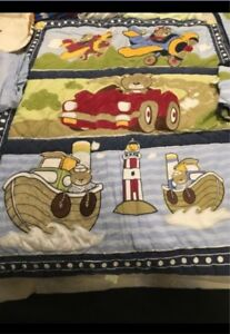 Matching crib bed set plus bonuses