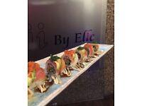 Sushi/ Japanese food chef