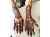 Henna artist London