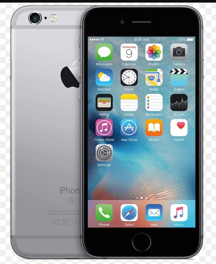 Apple iPhone 6s 64gb space grey. Excellent condition