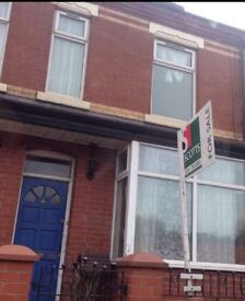 3 bed property to let - close to Salford uni