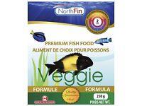 NorthFin Premium Fish Food - Veggie Formula