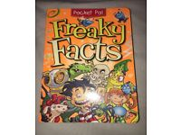 Freaky facts book