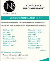 LASER HAIR Removal/MEDI SPA