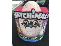 Brand New Unopened Hatchimal In Pink