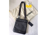 Armani Jeans Messenger Man Bag New £75 !!