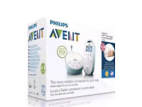 Philips Avent Smart Eco Mode Baby Monitor Night & Lullabies BRAND NEW IN BOX