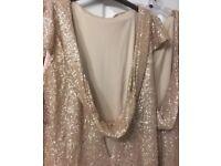 Sorella Vita Modern Metallic Bridesmaid Dresses