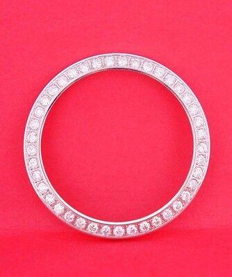 2.00 Carat Diamond Bezel fits Rolex DateJust II 2 41 MM Watch Best Priced