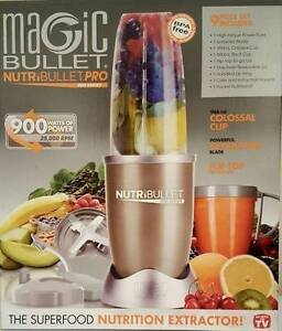 NUTRIBULLET PRO 900 – 9 PIECE SET - BRAND NEW & SEALED South Perth South Perth Area Preview