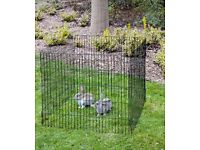SMALL ANIMAL OR PUPPY PLAY PEN
