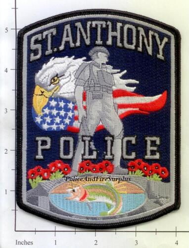 Idaho - St Anthony ID Police Dept Patch