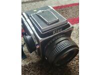 Kiev 88 6x6 camera old antique vintage working