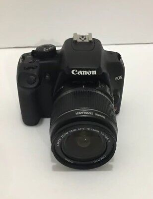 Canon Rebel XS DS126191 Camera with EF-S 18-55mm LENS (C10)