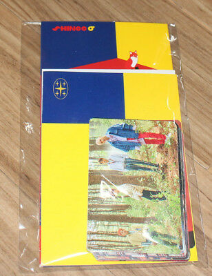 SHINEE 6TH ALBUM The Story of Light SMTOWN GIFTSHOP OFFICIAL DIY STICKER SET NEW