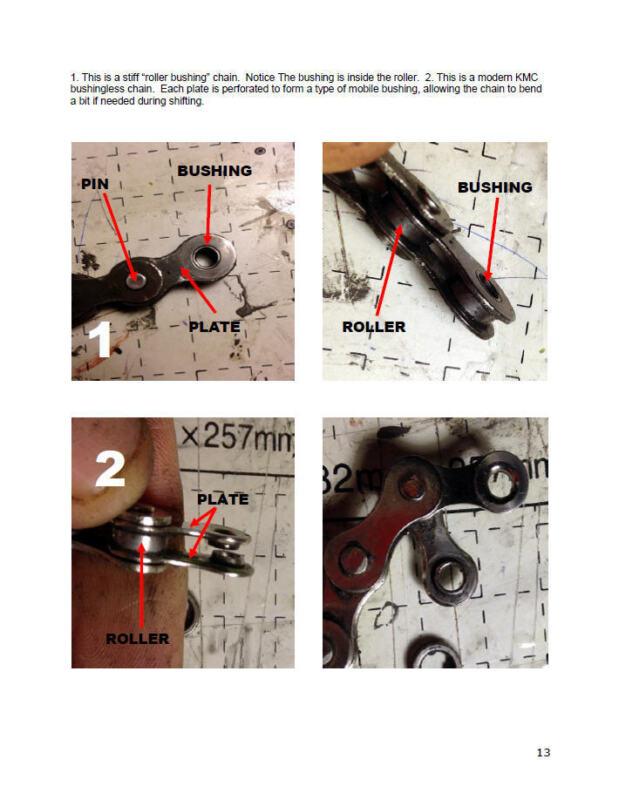 """Build Your Own Klunker Vintage 26/"""" BMX Fork Frame Tires Brakes Seat Book on CD"""