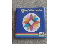 Special effects filter system bundle for cameras