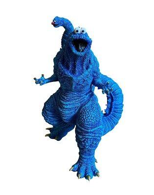Gabriel Marquez Shin-Cookiezilla, Cookie Monster x Godzilla Mashup, Free Ship!