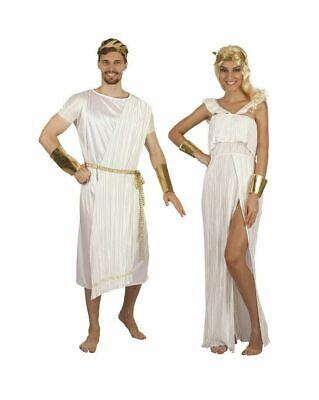 Erwachsene Griechisch Römisch Gut Göttin Einheitsgröße Kostüm Buchwoche - Römisch Griechisch Kostüm