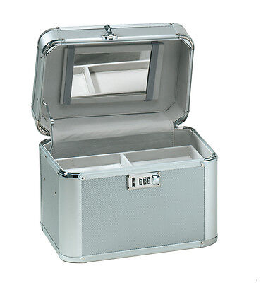 Alukoffer Kosmetikkoffer Beautycase Friseur Gerätekoffer Friseurkoffer  #3