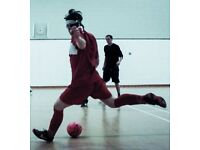 Reliable players wanted! Casual 5 a-side (futsal) football sessions | Central & North East Leeds