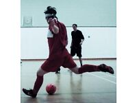 Regular Reliable 5 a-side (futsal) football players wanted! Central & North East Leeds