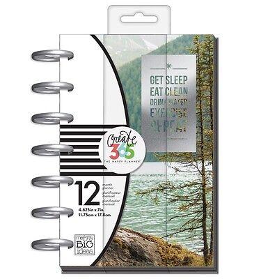 Sale   Mambi Create 365 The Mini Happy Planner   Fitness   Small Agenda