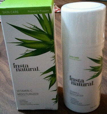 Vitamin C Cream Moisturizer 20% For Face - Best Anti Aging Facial Lotion 3.4