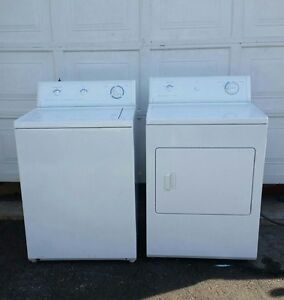Frigidaire Washer-Dryer Set, free delivery