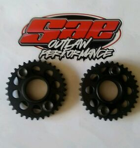 GSXR 1000/750 adjustable cam sprockets  fits all years gsxr 1k and 750