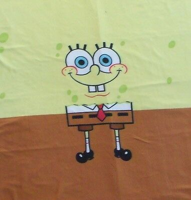 Spongebob Squarepants   Fleece Throw Blanket