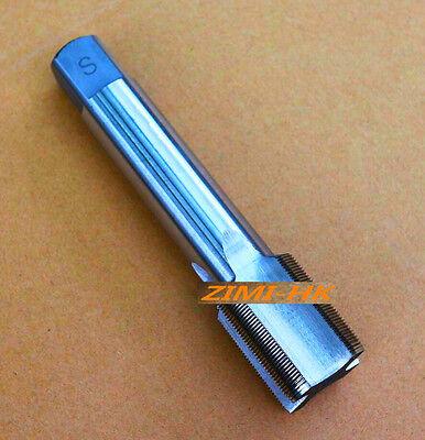 S 1pcs 33mm X 1.5 Metric Hss Right Hand Thread Tap M33 X 1.5 Mm High Quality