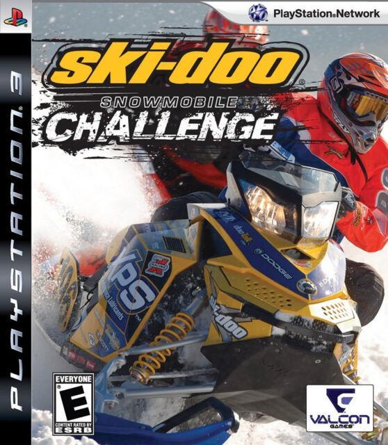 Ski Doo Snowmobile Challenge PS3 New Playstation 3