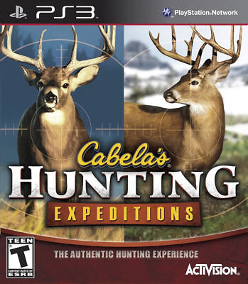 Activision Cabela''s Hunting Expeditions Ps3 Playstation ...