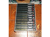 Inspector Morse Books The Complete Collection Box Set by Colin Dexter 12 books