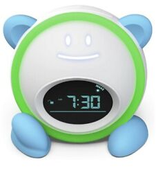 Kids Toddlers Alarm Clock Children Sleep Trainer Clock with Facial Expressions