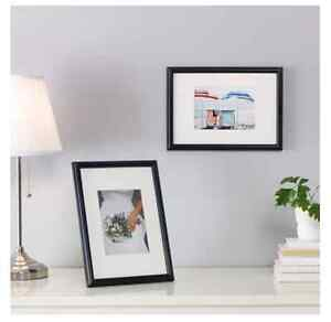 New Sealed Ikea MARIETORP Frame, black, 10 x 15 cm Waterloo Inner Sydney Preview