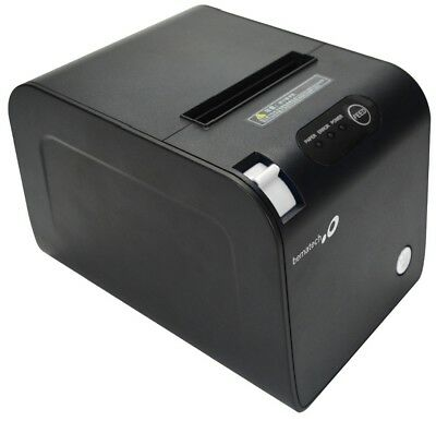 Bematech Logic Controls Lr1100 Thermal Pos Receipt Printer Aldelo Usb New