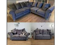 BRAND NEW ASHWIN CORNER OR 3+2 SEATER NOW IN STOCK