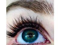 ⭐️ luxury Cashmere eyelash extensions ⭐️