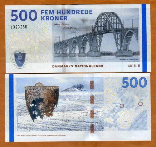 Denmark, 500 Kroner, 2016, P-68e, UNC